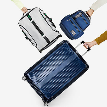 Samsonite Urban Explorer