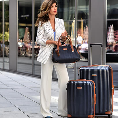 Samsonite The Luxury Look