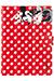 Tabzone Disney Custodia per computer Minnie Rocks The Dots